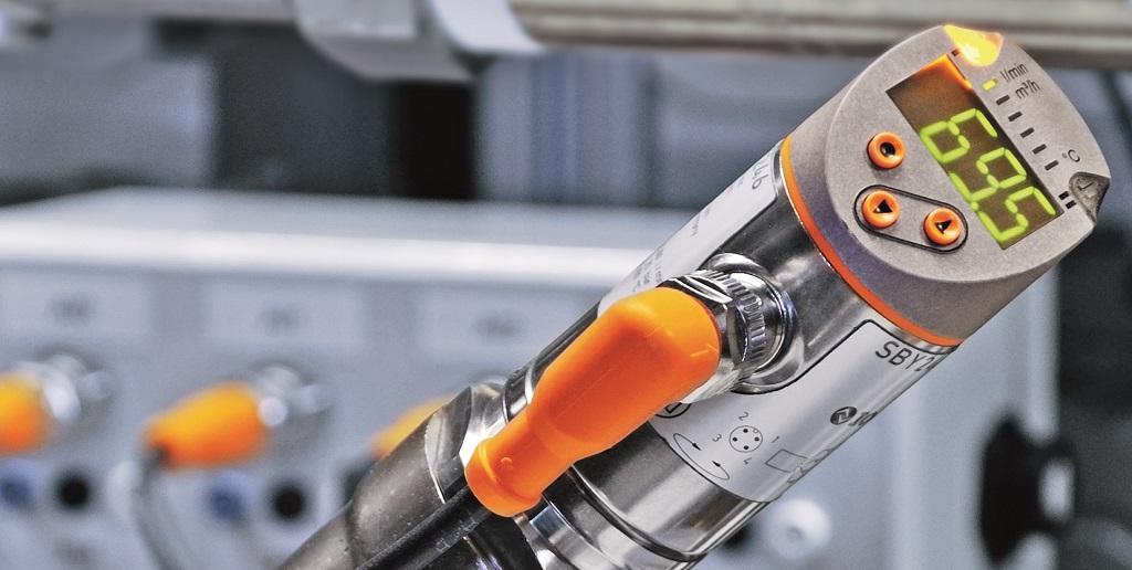 ifm digitalise les machines à laver industrielles de MecanoLav