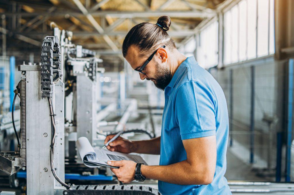 contrôle qualité industrie automobile