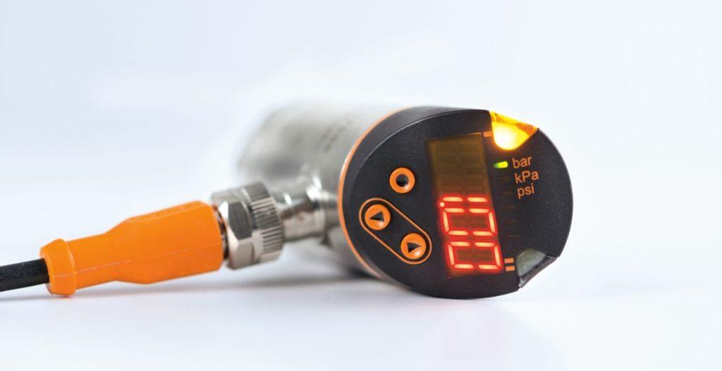 capteur de pression machine outil