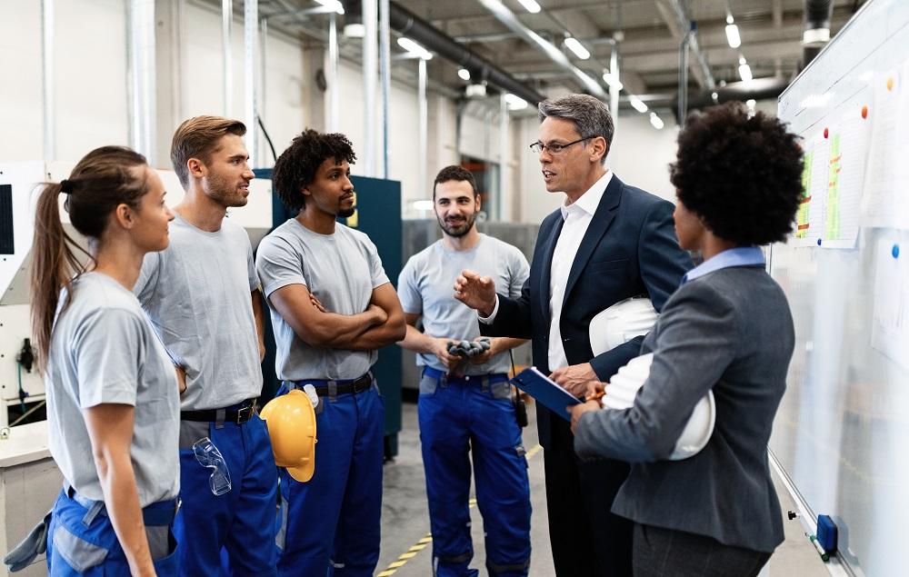 management de transition usine 4.0