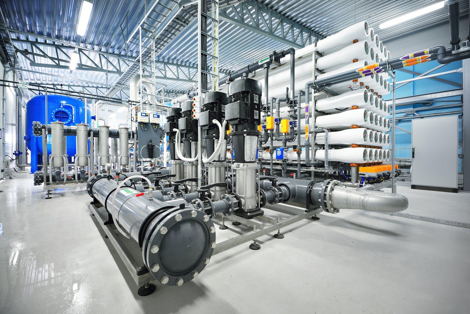 skid filtration capteur ifm