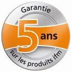 Logo garantie 5 ans ifm